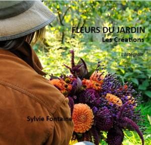 Couverture du Cd -livre numérique Fleurs du jardin