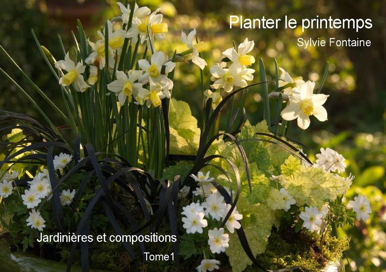 Jardinieres et compositions de printemps- livre numérique en téléchargement