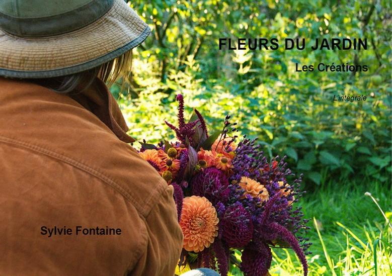 livre numérique de créations florales, comprenant les 12 mois de l'année