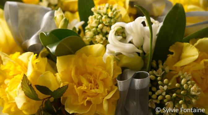 Des bouquets qui racontent de belles histoires.